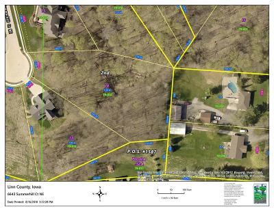 Cedar Rapids Residential Lots & Land For Sale: 6643 Summerhill Court NE