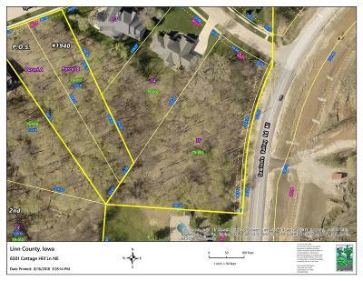 Cedar Rapids Residential Lots & Land For Sale: 6501 Cottage Hill Lane NE