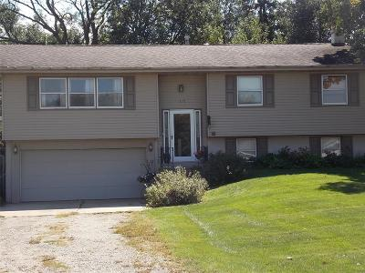 Marion Single Family Home For Sale: 1175 Indian Creek Road