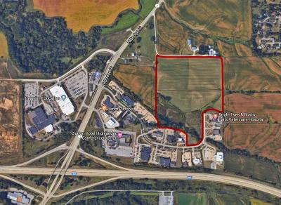 Iowa City Residential Lots & Land For Sale: 3035 Northgate Drive