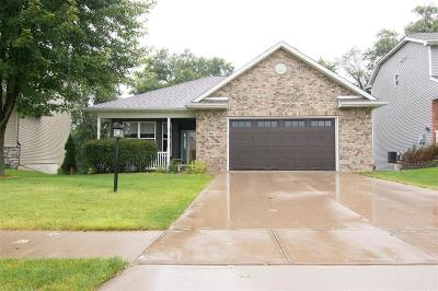 Coralville Single Family Home For Sale: 605 Avalon Place