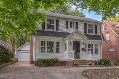 Cedar Rapids Single Family Home For Sale: 1968 1st Avenue NE