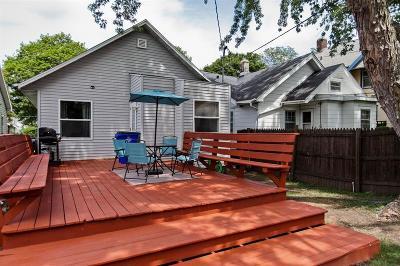 Cedar Rapids Single Family Home For Sale: 1811 4th Avenue SE