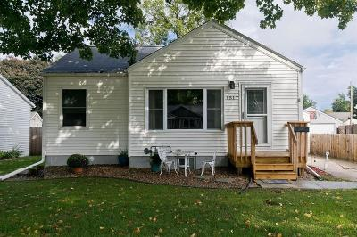 Cedar Rapids Single Family Home For Sale: 1517 9th Street NW