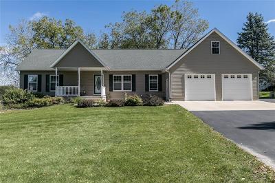 Cedar Rapids Single Family Home For Sale: 2107 20th Street NW