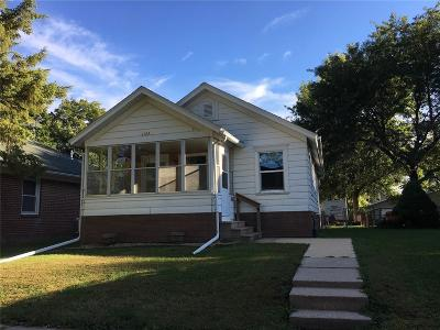 Single Family Home For Sale: 1105 K Avenue NW
