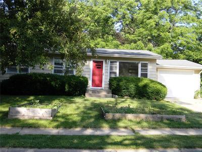 Iowa City Single Family Home For Sale: 1122 Pine Street