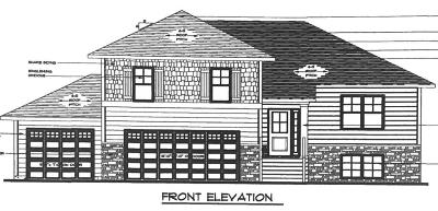 Iowa City Single Family Home For Sale: 1873 Dickenson Lane
