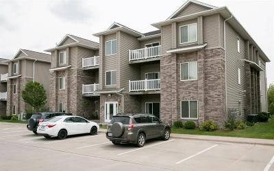 North Liberty Condo/Townhouse For Sale: 285 Sadler Lane #201