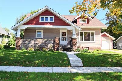 Monticello Single Family Home For Sale: 314 N Maple Street