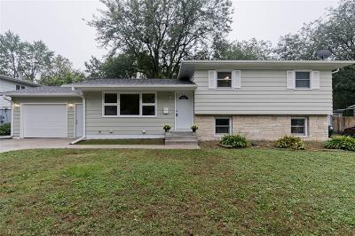 Cedar Rapids Single Family Home For Sale: 3217 Franbrook Terrace NW