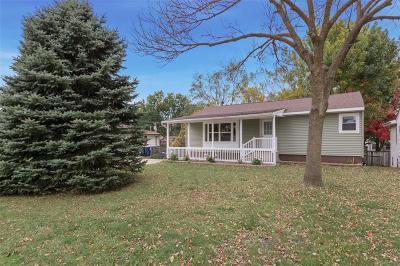 Hiawatha Single Family Home For Sale: 110 2nd Avenue