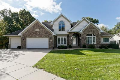 Cedar Rapids Single Family Home For Sale: 3215 Reston Court NE