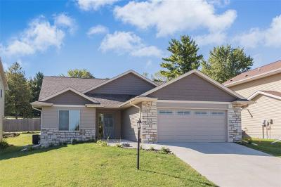 Coralville Single Family Home For Sale: 2179 Michelle Lane