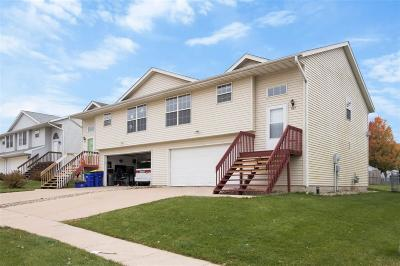 North Liberty Multi Family Home For Sale: 667/665 Andy Court