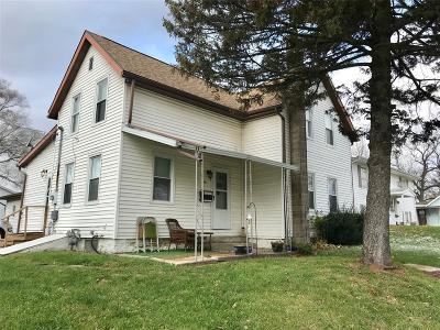 Marion Single Family Home For Sale: 314 6th Street