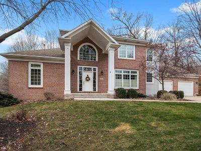 Cedar Rapids Single Family Home For Sale: 4028 Wyndham Drive NE