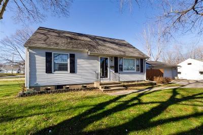 Cedar Rapids Single Family Home For Sale: 2220 Haven Court SW