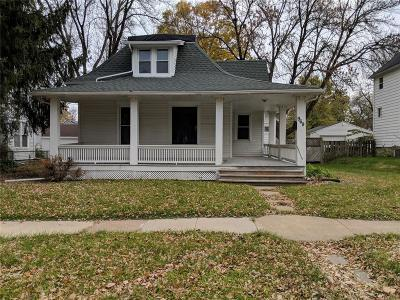 Marion Single Family Home For Sale: 969 14th Street