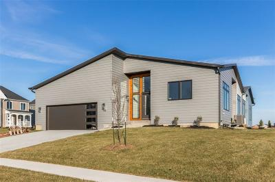 Iowa City Single Family Home For Sale: 3978 Grindstone Drive