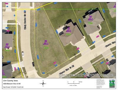 Cedar Rapids Residential Lots & Land For Sale: 4638 Blossom View Court NE
