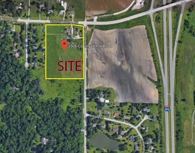 Cedar Rapids Residential Lots & Land For Sale: 3506 County Home Road