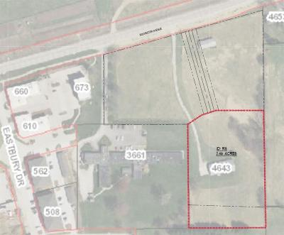 Iowa City Residential Lots & Land For Sale: 4643 Herbert Hoover Highway #Phase C