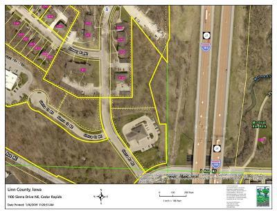 Cedar Rapids Residential Lots & Land For Sale: 1100 Sierra Drive NE