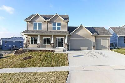 Iowa City Single Family Home For Sale: 2883 Wagon Wheel Drive