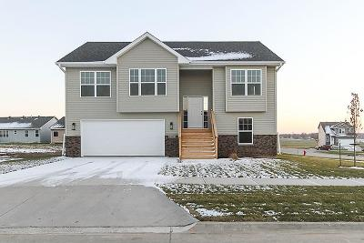 Iowa City Single Family Home For Sale: 1203 Sand Prairie Drive