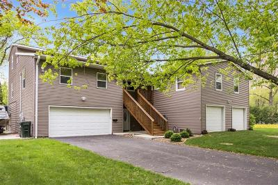 Iowa City Single Family Home For Sale: 701 Normandy Drive