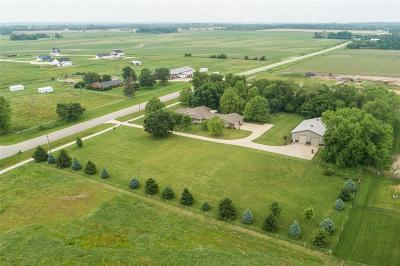 Marion Single Family Home For Sale: 2184 Echo Hill Road