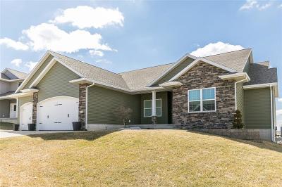 Cedar Rapids Single Family Home For Sale: 5112 Hay Field Drive SW