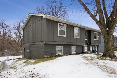 Iowa City Single Family Home For Sale: 1528 Prairie Du Chien Road NE
