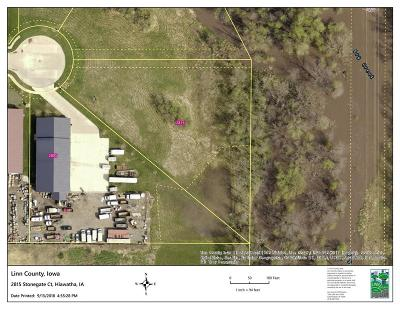 Hiawatha Residential Lots & Land For Sale: 2815 Stonegate Court