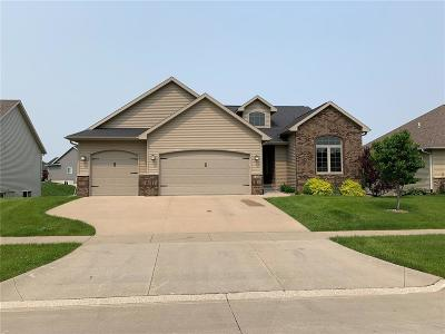North Liberty Single Family Home For Sale: 1845 Wood Duck Court
