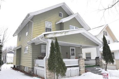 Cedar Rapids Single Family Home For Sale: 1817 6th Avenue SE