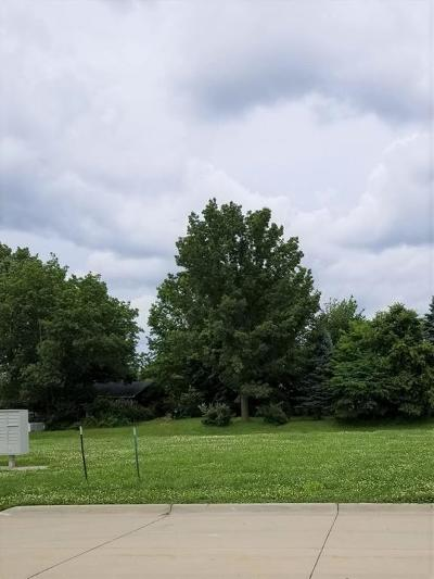 Iowa City Residential Lots & Land For Sale: Lot 28 Palisades