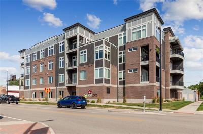 Cedar Rapids Condo/Townhouse For Sale: 200 3rd Avenue SW #209