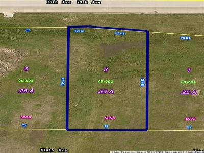 Marion Residential Lots & Land For Sale: 5054 Pluto Avenue