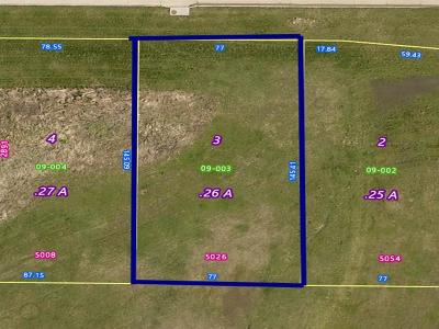 Marion Residential Lots & Land For Sale: 5026 Pluto Avenue