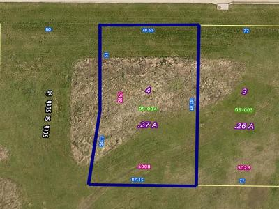 Marion Residential Lots & Land For Sale: 5008 Pluto Avenue