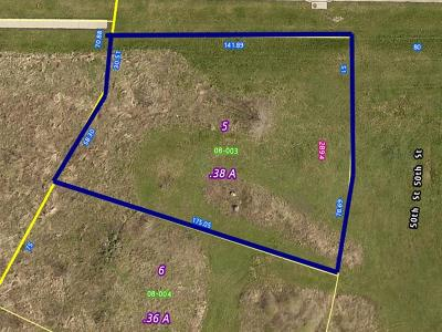 Marion Residential Lots & Land For Sale: 2894 50th Street