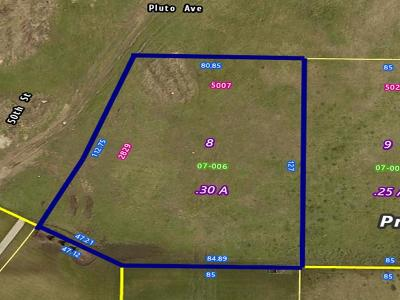 Marion Residential Lots & Land For Sale: 5007 Pluto Avenue
