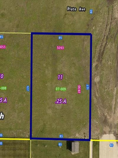 Marion Residential Lots & Land For Sale: 5093 Pluto Avenue