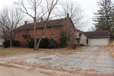 South Amana Single Family Home For Sale: 408 Q Street