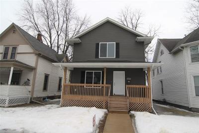 Cedar Rapids Single Family Home For Sale: 409 6th Avenue SW