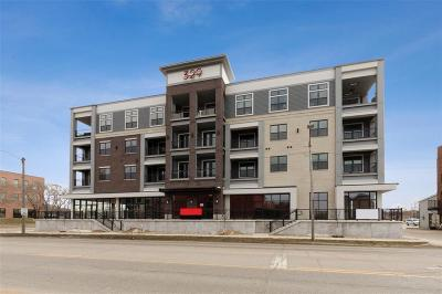 Cedar Rapids Condo/Townhouse For Sale: 329 12th Avenue SE #401