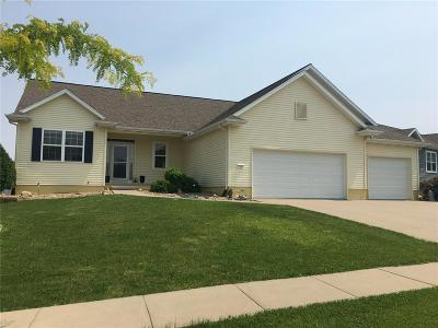 Cedar Rapids IA Single Family Home For Sale: $274,900