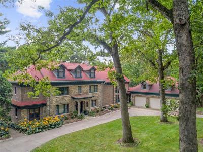 Cedar Rapids Single Family Home For Sale: 2075 Cottage Glen Road SE